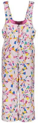 Obermeyer Snoverall Print Pants (Toddler/Little Kids/Big Kids) (Cartwheel) Girl's Outerwear