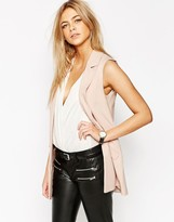 Oasis Sleeveless Jacket