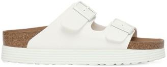 Birkenstock Papillo Faux Leather Platform Sandals