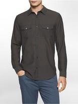 Calvin Klein Slim Fit Chambray Shirt