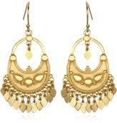 Satya Jewelry Petal Chandelier Earrings