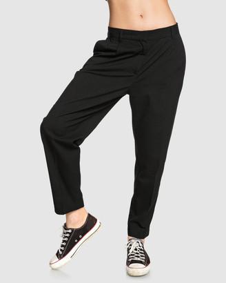 Quiksilver Womens Cropped Suit Pant