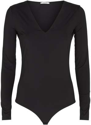 Wolford Vermont Long-Sleeve String Bodysuit