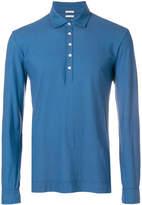 Massimo Alba longsleeved polo shirt