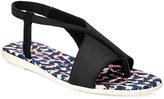 Nine West Golper Flat Sandals