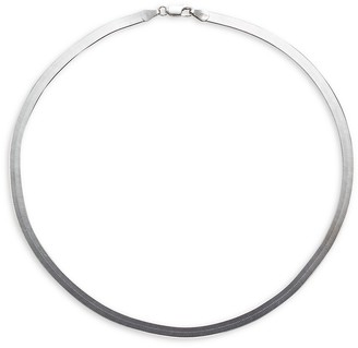 GABIRIELLE JEWELRY Sterling Silver Collar Necklace