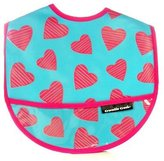 Crocodile Creek Hearts All Over Bib (3205-8) by