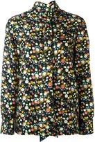 Tory Burch calico print blouse - women - Silk - 10