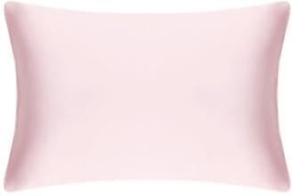 Mayfairsilk Precious Pink Silk Pillowcase - Piping - Standard