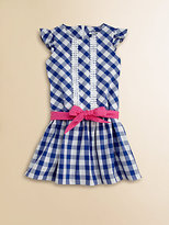 Hartstrings Toddler's & Little Girl's Plaid Dress
