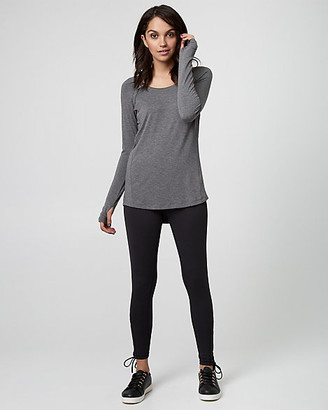 Le Château Jersey Scoop Neck Pullover