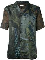 Dries Van Noten patterned shirt