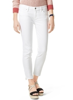 Tommy Hilfiger Final Sale- Skinny Cropped Jean