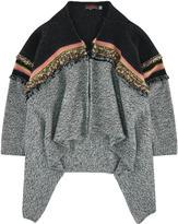 Catimini Loose wool blend cardigan