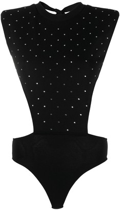 Philosophy di Lorenzo Serafini Open-Back Embellished Body
