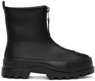 Diesel Black H-Vaiont Chz Boots