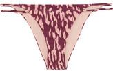 Vix Bali Printed Bikini Briefs
