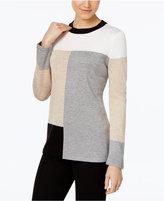 Calvin Klein Colorblocked Sweater