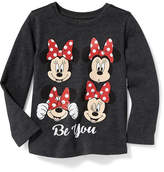 Old Navy Disney© Minnie Mouse Graphic Tee for Toddler Girls