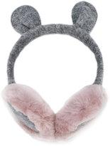 UGG fluffy hearplugs