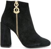 Senso Xana II boots - women - Suede/Synthetic Resin/Kid Leather - 35
