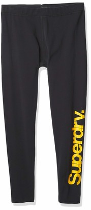 Superdry Women's CORE Logo Graphic Legging