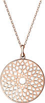 Links of London Timeless 18ct rose-gold vermeil necklace