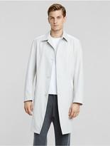 Calvin Klein Wool/Nylon Topper + Nylon Trim