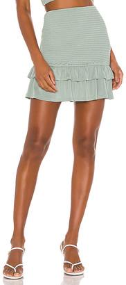 Privacy Please Oxnard Mini Skirt
