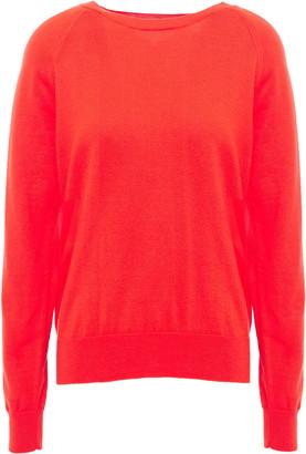 Parker Chinti & Striped Cotton Sweater