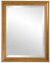 C&C Reflections Classic Wooden Mirror - Gold