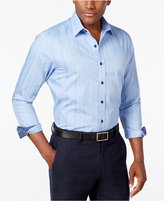 Tasso Elba Men's Big and Tall Striped Shirt