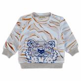 Kenzo Tiger Striped Sweater