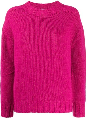 Dorothee Schumacher Cashmere Long-Sleeve Jumper