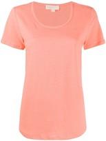 MICHAEL Michael Kors scoop neck T-shirt