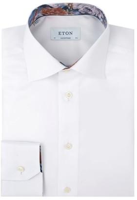 Eton Floral Insert Shirt
