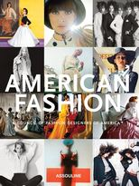 Assouline American Fashion book - unisex - Paper - One Size