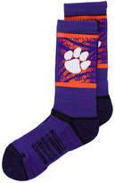 Strideline Clemson Tigers Crew Socks Ii