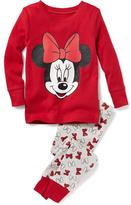 Old Navy Disney© Minnie Mouse Sleep Set for Toddler & Baby
