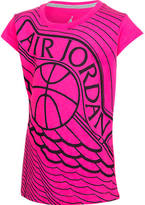 Nike Girls' Air Jordan Wings T-Shirt