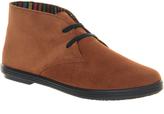 Flossy Desert Boots