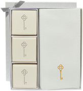 Carved Solutions Eco-Luxury Antique Key Courtesy Gift Set