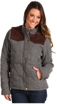 O'Neill Butterfly Kiss Jacket (Heather Grey) - Apparel