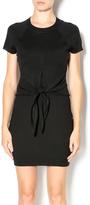 Susana Monaco Front Tie Mini Dress