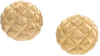 Susan Caplan Vintage '1980s D'Orlan clip-on earrings