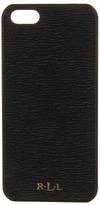 Lauren Ralph Lauren Newbury Phone Hardcase 5 (Black (Gold)) - Electronics