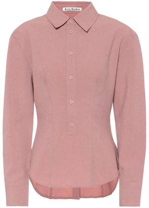Acne Studios Buttoned-back shirt