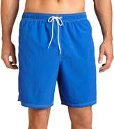 Nautica Men's Solid Nylon Swim Trunk