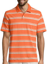 White And Orange Striped Shirt Mens - ShopStyle