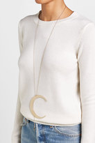 Roberto Cavalli Moon and Star Necklace